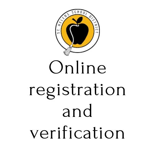 Online registration and verification