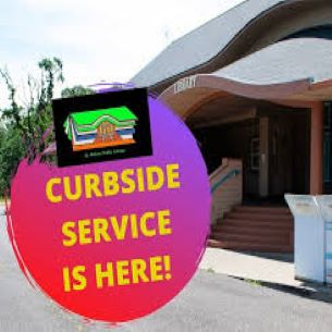 Saint Helens Library now has Curbside Pickup