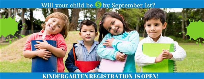 Kindergarten Registration 20-21